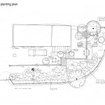 Chris Hayes Garden Design - example planting plan